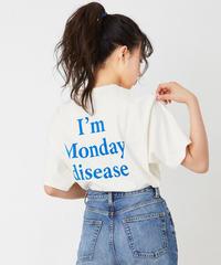 【UNISEX】Monday Tシャツ AG202CS0421
