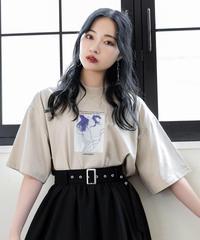 【UNISEX】ミニフォトTシャツ AG203CS0701