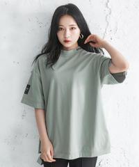 【UNISEX】スリットTシャツ AG203CS0703