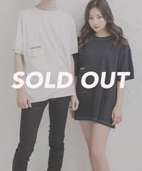 【UNISEX】パッチステッチTシャツ AG202CS0534