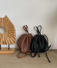 Pleats Shoulder Bag
