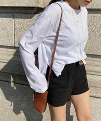 Basic S/S Long T-shirt