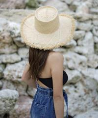 Raffia Basic Hat