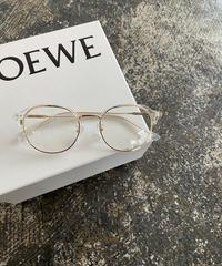 Metal Clear Glasses