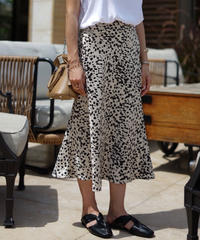 Dalmatian Tight Skirt
