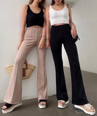 H/W Flare Pants
