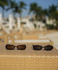 Narrow Flame Sunglasses