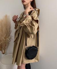 Circle Pochette Bag