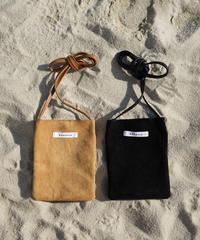 Suede Mini Bag