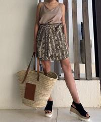 Python Mini Skirt