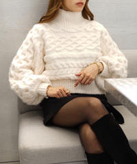 Cable D/S Knit