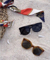 Big Flame Sunglasses