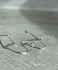 Round Sunglasses (Clear)