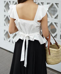 Flare Ribbon Tops
