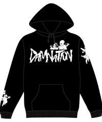 DAMNATIONパーカー