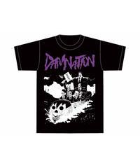 DAMNATION不法集会Tシャツ