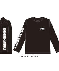 HARASHIMARUFUJI ロングTシャツ