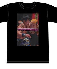 """【受注商品】DDT PHOTO T-SHIRT.10 KO-D TAG NEW CHAMPION """"71th"""" HARASHIMA & YOSHIMURA02"""