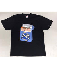 DISASTERキャラクターBOX Tシャツ