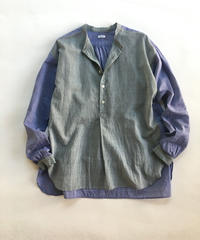 Dhal Khadi Shirt Malti