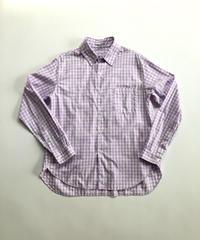 Gingham Regular Shirt