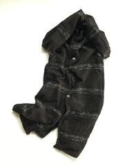 Wool Jacquard 縮絨 Dhal Coat