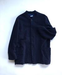 英国羊毛縮絨 Kokutetsu Jacket