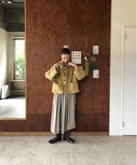 Vintage type Twill Cloth SHORT  COAT