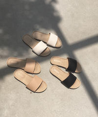 【10color】natural sandal