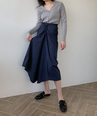 multi way long wrap skirt