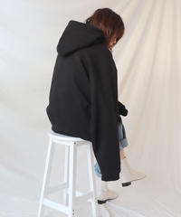 【SALE】over size hoody