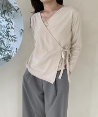 lap knit cardigan