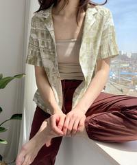 linen city shirt