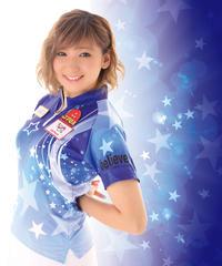 【シャイニングスター】第4弾!ファンクラブ会員限定・寺下智香モデルユニフォーム