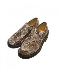 JieDa SNAKE LOAFERS *21SS COLLECTION Jie-21S-GD01-A