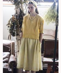ARROW カディータックギャザースカート