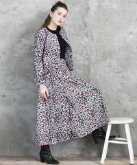 【SALE】kakeraコーデュロイAラインスカート