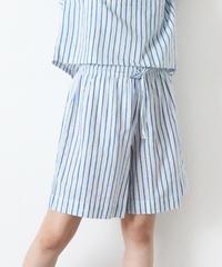カディパジャマ パンツショート/stripe