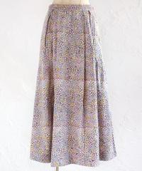 Blossomコーデュロイタックフレアースカート
