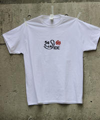 ROSE1 T-SHIRT WHITE