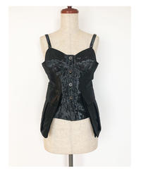 T-01/02 Glossy Bustier
