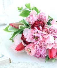 季節のおまかせ花束  @6600