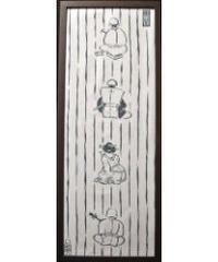 江美研オリジナル手拭い『江戸の後ろ姿』