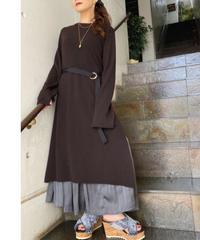 【インスタグラムでご紹介♪】ニットワンピース×スカート