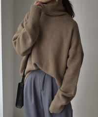 knit-02071 OVERSIZED SWEATER