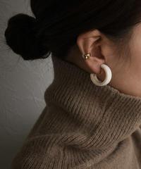 pierce2-02322 HOOP EARRINGS