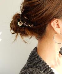 ps-02200 MADE IN JAPAN 40MM HOOP EARRINGS