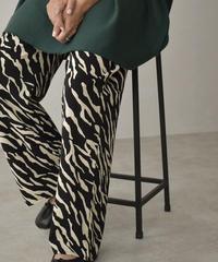 bottoms-07013 RANDOM BRUSH  PPATTERTUCK PANTS