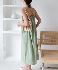onepiece-02007 CAMISOLE DRESS