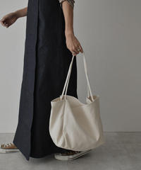 bag2-02517 CANVAS BIG TOTE BAG